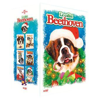 BeethovenCoffret Le Meilleur Beethoven 6 Films DVD