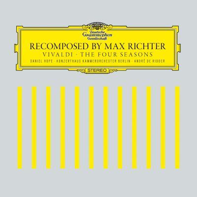 Les 4 saisons - Version Max Richter CD + DVD