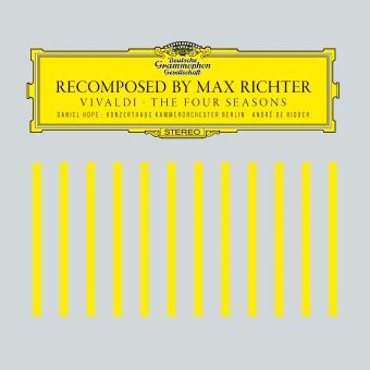 Les 4 saisons - Version Max Richter CD + DVD