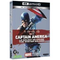Captain America 2 : Le soldat de l'hiver Blu-ray 4K Ultra HD