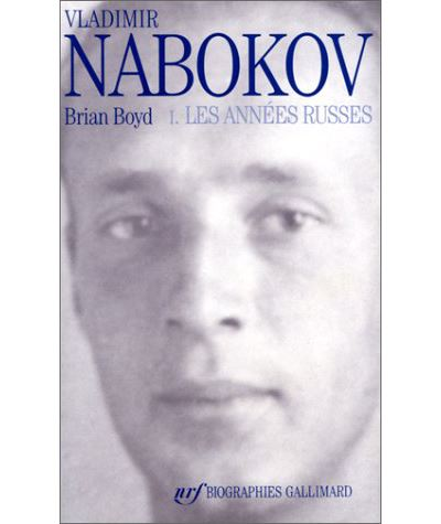 Nabokov,1:annees russes