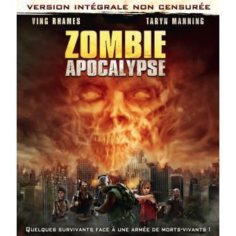 Zombie apocalypse - Blu-ray