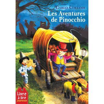 PinocchioLes aventures de pinocchio histoire d'une marionette
