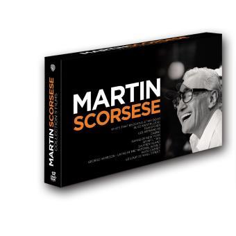 MARTIN SCORSES COFFRET -FR