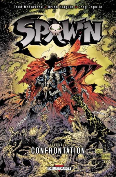 Spawn T09 - Confrontation - 9782756076010 - 2,99 €