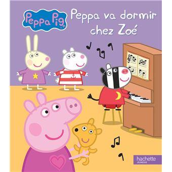 Peppa PigPeppa pig va dormir chez zoe