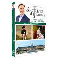 Coffret Secrets d'histoire La dynastie napoléonienne DVD