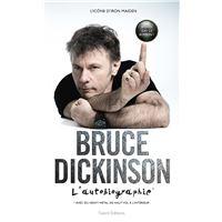 Bruce Dickinson, l'autobiographie
