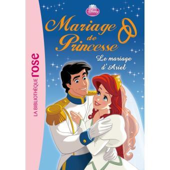 Mariage de princesse tome 3 mariage de princesse 03 le mariage d 39 ariel walt disney - Jeux de ariel et son prince ...