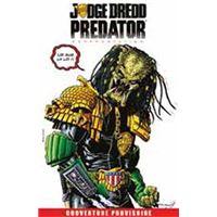 Judge Dredd-Predator confrontation