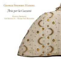 Arien für Francesca Cuzzoni