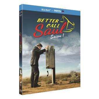 Better call SaulBetter call Saul Saison 1 Coffret Blu Ray
