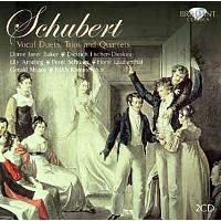 Schubert: Duette,Terzette,Quartette