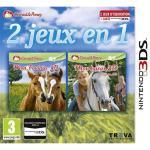 Mon Poulain 3D + Mon haras 3D Tous en selle 3DS - Nintendo 3DS