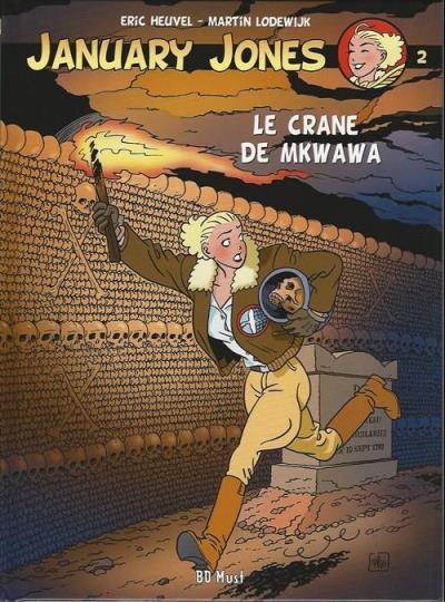 Le crâne de Mkwawa
