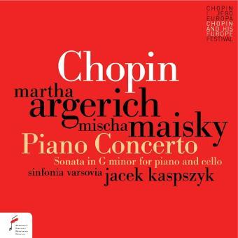Piano concerto Sonata in C minor for piano and cello