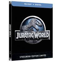 Jurassic World Steelbook Blu-ray