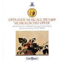 L'offrande musicale BWV1079