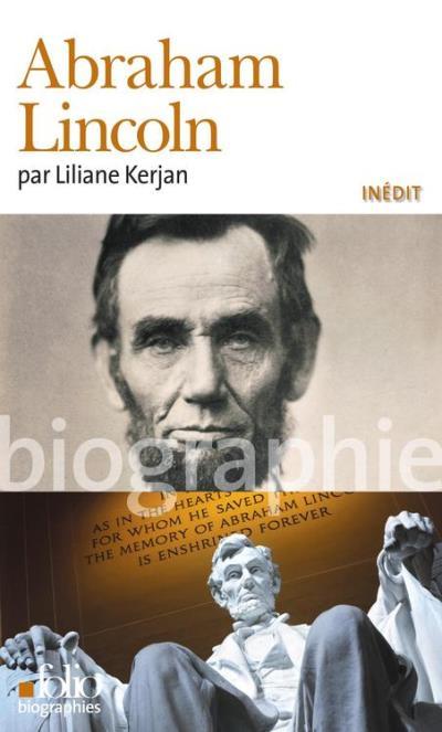Abraham Lincoln - 9782072565700 - 8,99 €