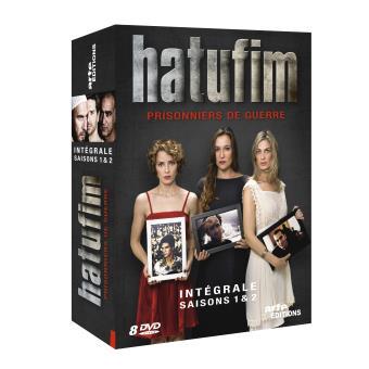 HatufimCofrret intégrale des Saisons 1 & 2 DVD
