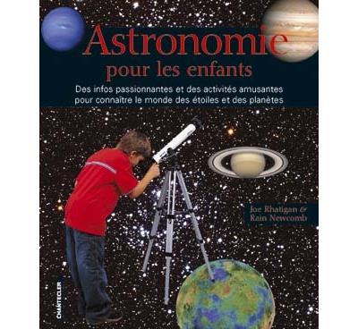 Astronomie pour les enfants