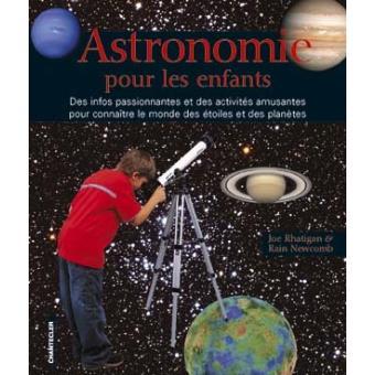 astronomie enfant