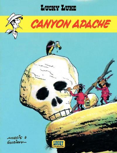 Lucky Luke - Tome 6 - Canyon Apache - 9782884717038 - 5,99 €