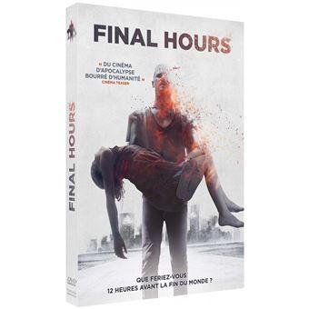 Final Hours DVD