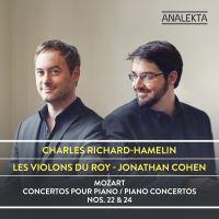 Concertos pour piano Numéros 22 et 24