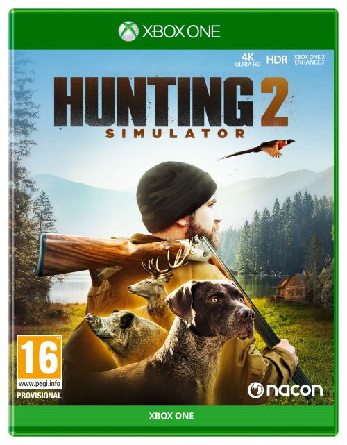 Hunting Simulator 2 X-Box One