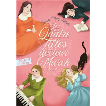 Les Quatre Filles Du Docteur March Poche Louisa May Alcott