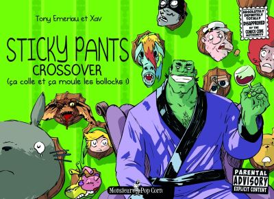Sticky pants crossover