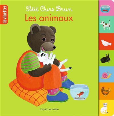 Petit Ours Brun -  : Petit Ours Brun devinettes - Les animaux