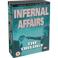 Coffret - The Infernal  Affairs Trilogy
