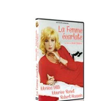 La Femme écarlate DVD