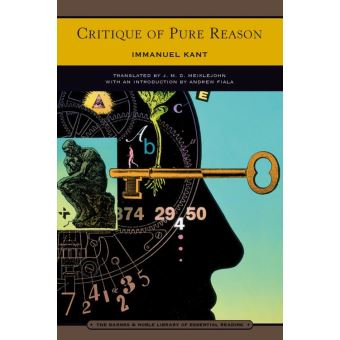 Barnes noble library of essential reading livres en vo critique of pure reason barnes noble library of essential reading gumiabroncs