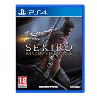 Sekiro Shadows Die Twice PS4