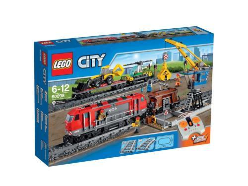 LEGO® City 60098 Le Train de Marchandises