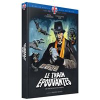 Le train des épouvantes Edition Limitée Combo Blu-ray DVD