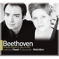 Intégrale des sonates pour violon et piano - Inclus Dualdisc