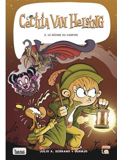 Cecilia van Helsing et le régime du vampire