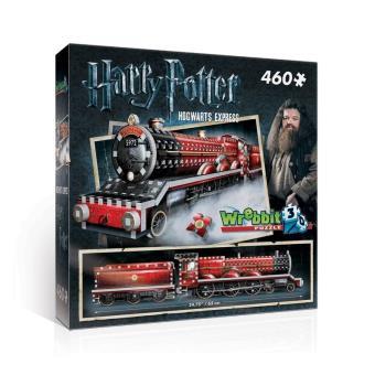 3D-puzzel 460 stukjes Harry Potter Hogwarts Express Wrebbit