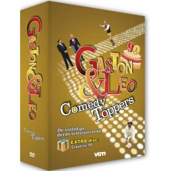 Gaston & Leo - Comedy Toppers 3