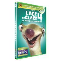 L'Âge de glace 4 DVD