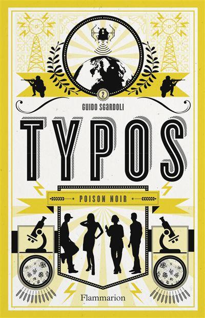 Typos - Tome 2 : Poison noir