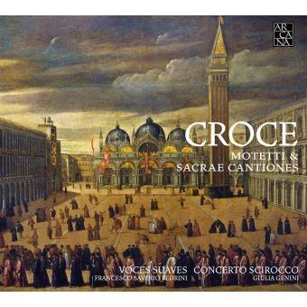 Giovanni Croce, Francesco Saverio Pedrini, Giulia Genini