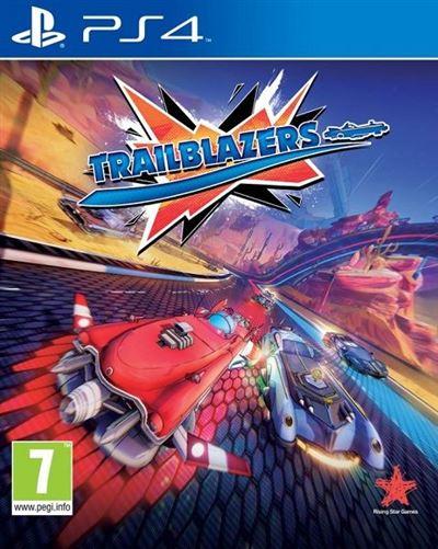Trailblazers PS4
