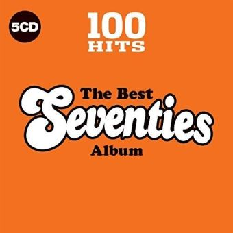 100 HITS-THE BEST 70S/5CD