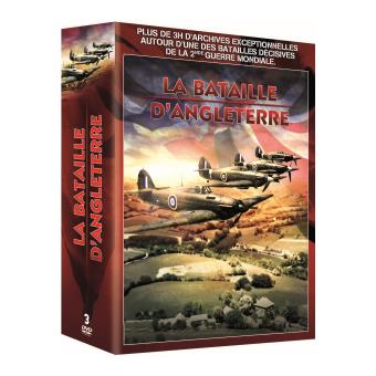 GUERRE BATAILLE D ANGLETERRE-3DVD-FR