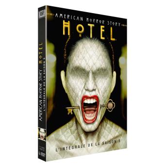 American Horror StoryAmerican Horror Story Hotel Saison 5 Coffret DVD